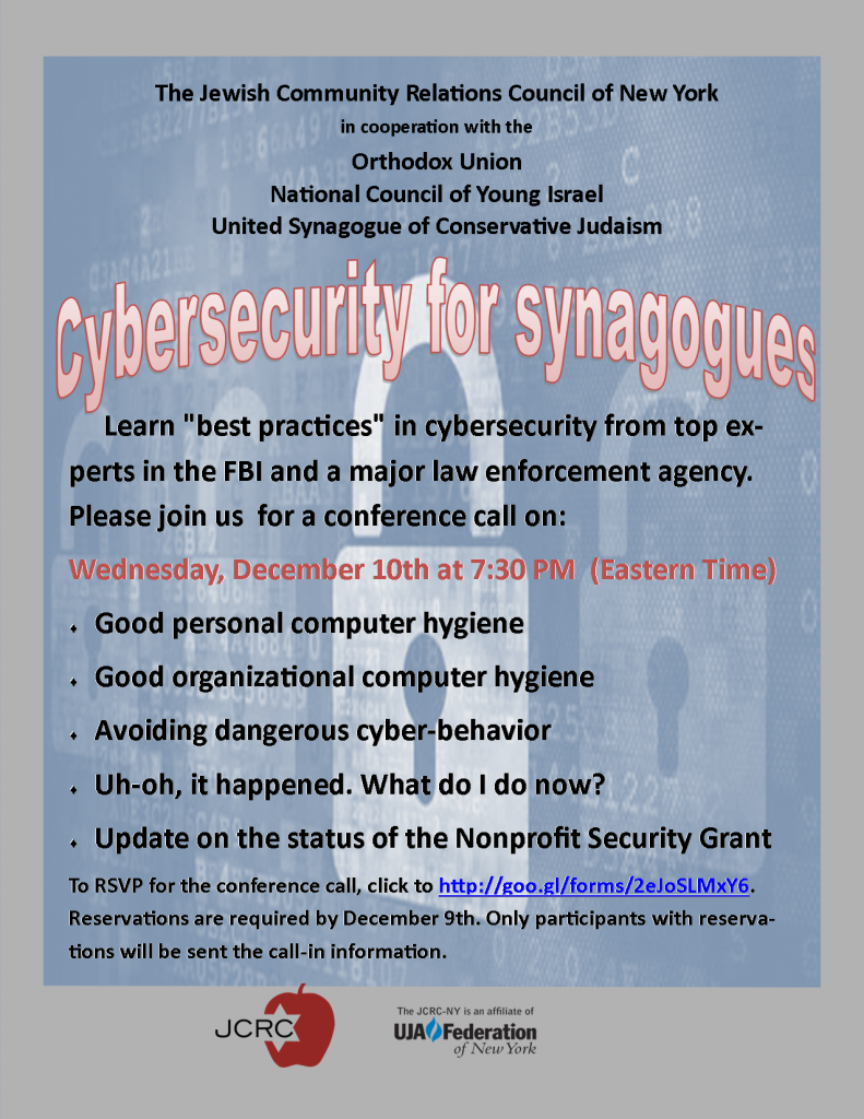 JCRC Cybersecurity